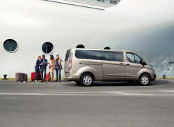 Ford Tourneo Custom Van идет в серию...