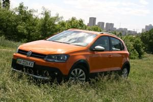 Тест-драйв Volkswagen Cross Polo