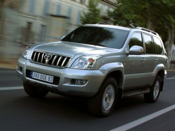 Sollers начнёт выпуск Toyota Land Cruiser во Владивостоке в кредит