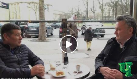 Видео разговора Балашова и беглого Онищенко