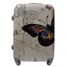 Какой материал для чемодана лучше: пластик или ткань?