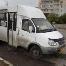 25 маршрутка завтра не поїде до Текстильників на Самоквасова