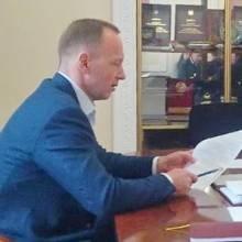 НАЗК розгляне конфлікт інтересів Атрошенка у голосуванні за фірму тестя