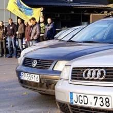 «Євробляхери» проведуть акцію біля Чернігівської митниці 26 січня