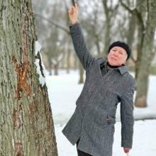 Ще раз про хрести на деревах