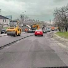 Завершується ремонт вулиці Шевченка в Чернігові
