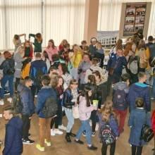 Чернігівські випускники обирали собі професії на ярмарку