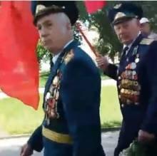 Ряджені ветерани Чернігова