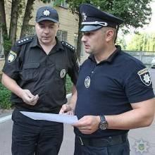 «Експериментальне стажування» проходять автопатрулі поліції Чернігова