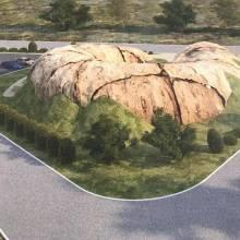 Чергова чудернацька архітектурна ідея для Чернігова – «равлик», схожий на…