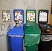 В Чернігові вкотре піднято тему «задраїти сміттєпроводи»