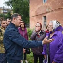 Олег Ляшко – єдиний політик що прийшов на допомогу людям