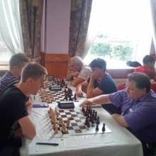 Чернігівські шахісти – попереду на X шаховому фестивалі «Зачарована Десна»