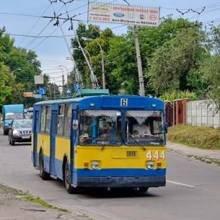Тролейбуси маршруту №6 підуть звичною схемою руху
