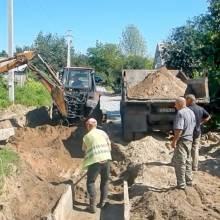 Тривають роботи на сумнозвісній вулиці Декабристів у Чернігові