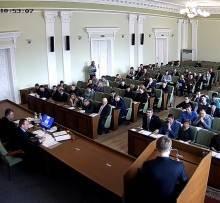 Питання 33 сесії Чернігівської міськради на засідання 21 серпня