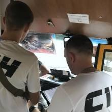 Активісти «С14» зафіксували чисельні порушення у чернігівських перевізників