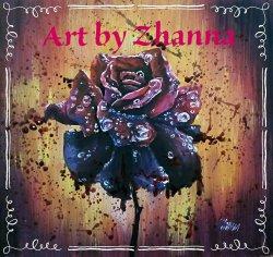 Картины молодой художницы из Чернигова - Жанны Швец
