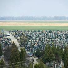 На землю для могил встановлено ціну 130 тисяч за 1 га