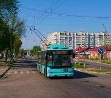 У чернігівців є шанс до нового року покататися на нових тролейбусах