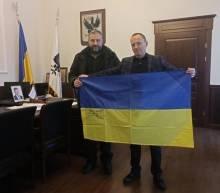 Бійці з передової подякували Атрошенку та громаді