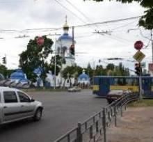 Вулиця Героїв Чорнобиля відкрита, але лише на поминальні дні
