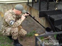 Чернігівська поліція оперативно затримала «мінера» лікарні