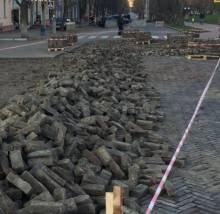 На головній площі Чернігова буде лише клінкер