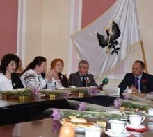 Про що Атрошенко говорив з матерями загиблих Героїв