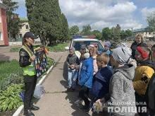 Чернігівські поліцейські провели акцію «Стань помітним на дорозі!»