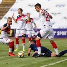 «Десна» забила «Арсеналу» кращий гол 31-го туру УПЛ