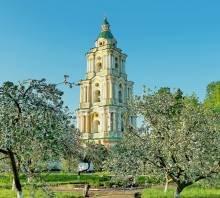 У Чернігові розпочали ремонт дзвіниці Троїцького собору