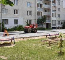 У Чернігові ремонтують у дворах