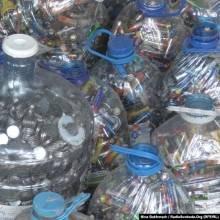 У Чернігові активісти зібрали 300 тисяч батарейок, але не знають, що з ними робити далі