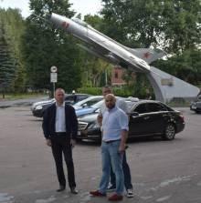 У Чернігові планують взятися за площу Авіаторів