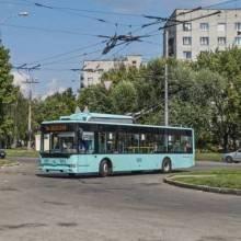 У Чернігові з'явився новий тролейбусний маршрут