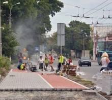 Вулиця Шевченка: новий вигляд