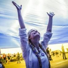 Заходи з нагоди 28-ї річниці незалежності України
