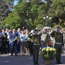 Сесію міської ради перервали для вшанування пам'яті захисників України