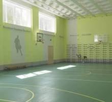 У спортзалі школи №7 інноваційне опалення