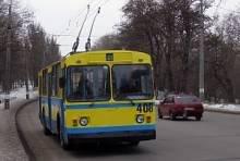 У Чернігові організували безкоштовні екскурсії на тролейбусі