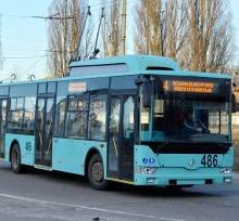 Чому в Чернігові горять тролейбуси