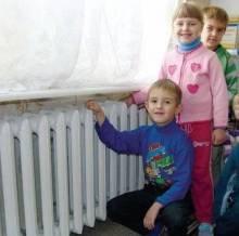 Майже усі дитячі садки Чернігова з теплом