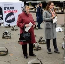 86 бранців Кремля досі залишаються в Росії і окупованому Криму