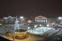 У Чернігові почали готуватися до новорічних свят
