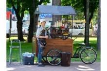 Право сезонної торгівлі кавою та вуличною їжею у Чернігові пропонують продавати на три роки