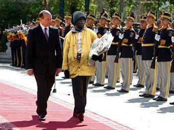 Африканец, хотевший стать президентом Молдовы