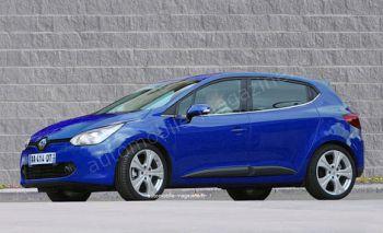 Стали известны подробности о новом Renault Clio