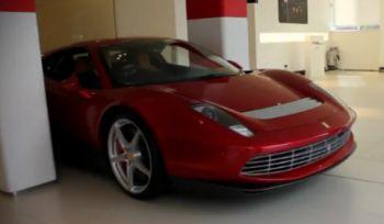 Вчера дебютировала единичная уникальная модель Ferrari SP12