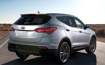 Каким будет новый Hyundai Santa Fe. Подробности о новинке